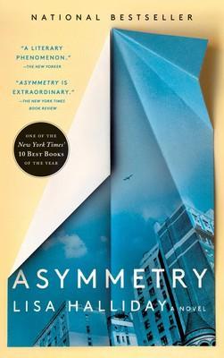 Harvard Club of San Francisco Reading Group: Asymmetry by Lisa Halliday