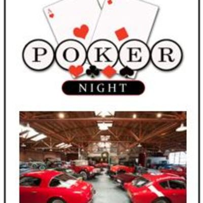 Poker & Social Evening at Private Vintage Car Club