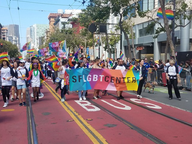 Volunteer for LGBTQ+ Professional Development Panel at the SF LGBT Center