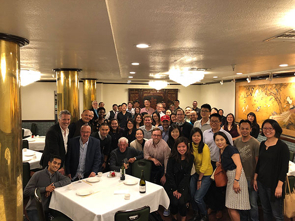 China Roundtable Dinner - HCSF