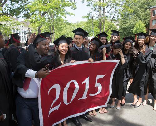 Harvard College 2015 Grads Virtual Happy Hour